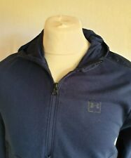 ⚡Genuine⚡Mens UNDER ARMOUR Hoodie Track Jacket Coat Jumper Top SIZE MEDIUM SMALL