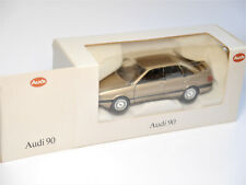 Audi 90 B3 QUATTRO in beige / gold metallic, Schabak in 1:43 DEALER!