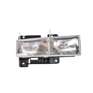 Headlight fits 1992-2000 GMC C1500 Suburban,C2500 Suburban,K1500 Suburban,K2500