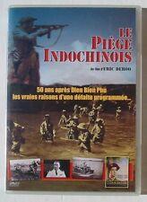 DVD LE PIEGE INDOCHINOIS - UN FILM D'ERIC DEROO