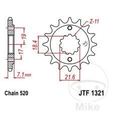 JT Motorrad Ritzel 12 Zähne, Teilung 520 JTF1321.12