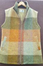 Autumn Coats & Jackets Wool Gilet for Women