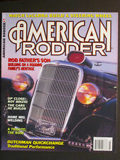 AMERICAN RODDER  Rod Father's Son  July 2003