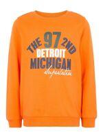 NAME IT Jungen Pullover Sweatshirt NKMVildar orange Größe 116 bis 158/164