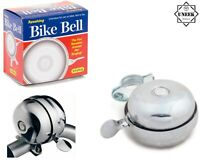 Classic Retro Metal Ring Safety Bell & Horn Bike Cycling Accessories Bicycle UK
