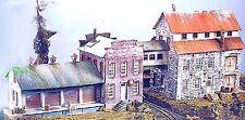 HO RDA BUILDING Delaney Iron Works STRUCTURE KIT