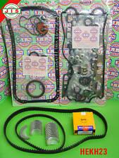 92-96 Honda Prelude SE/SI H23A1 2.3L DOHC STD Size Engine Rebuild Kit HEKH23