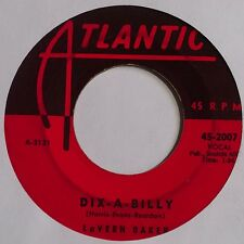 LAVERN BAKER: DIX-A-BILLY rare NORTHERN SOUL rocker 45 on ATLANTIC HEAR IT!