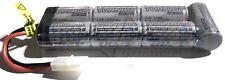 Turnigy 4200mAh 7s 15c 8.4v NiMH 7 cell Stick Battery - Traxxas Deans HPI Tamiya