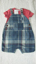 Party Checked NEXT Outfits & Sets (0-24 Months) for Boys