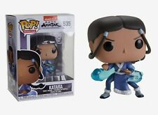 Funko Pop Animation: Avatar the last Airbender - Katara Vinyl Figure Item #36464