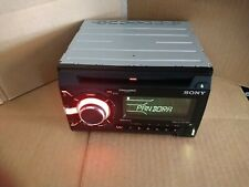 Sony WX-900BT 2-DIN Car Stereo In-Dash CD Receiver w/ NFC Built-in Bluetooth