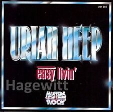 Uriah Heep Easy livin'-Masteres of rock (compilation, 13 tracks) [CD]