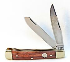 Boker Smooth Walnut  Trapper~ Carbon Steel ~ Germany