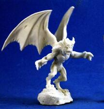 1 x  NABASSU - BONES REAPER figurine miniature jdr bat demon winged horns 77261