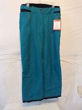 Eider Manhattan Pants - Women's 12 Cackatoo Blue Retail $179.95