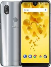 WIKO View 2 Smartphone Dual-SIM 32GB 15.2 6 Zoll)13MP Android™ 8.0 Oreo Grau NEU