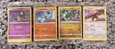 Pokemon Prerelease BURNING SHADOWS Complete Promo Set - Factory Sealed