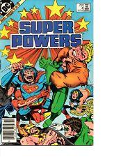 Super Powers Vol.1 # 4& 5 Of 5, Jack Kirby, Darkseid, Both First Printings