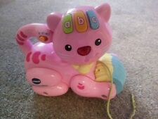 Pull & Play Kitten (Pink) - VTech Toys