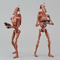 BANDAI 1/12 Star Wars GEONOSIS BATTLE DROID SET Plastic Model Kit
