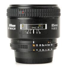 Nikon AF-D 85mm/1,8 Nikkor