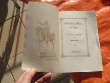 Churfürst Max I. von Bayern. Episches Gedicht, Hedwig Losch. 1867, EA