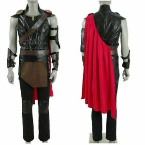 Thor Ragnarök Avengers Infinity War Thor Odinson Battle Suit Cosplay Costume