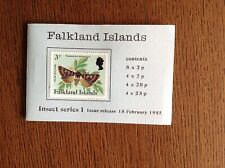 Falkland Islands Stamp Booklet SG SB6 Complete