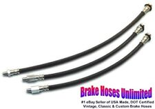 BRAKE HOSE SET Edsel Roundup 1958