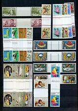 Australia #414/540 (Au717) Gutter pairs, some comp sets, Mnh, Vf, Cv$110.50