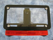 Motorcycle number plate frame / surround, suit HARLEY DAVIDSON , TRIUMPH