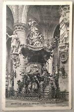 Bruxelles *Chaire de Vérité de l`EgliseSte-Gudule * 1914* Feldpost * Brüssel