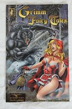 GRIMM FAIRY TALES #1 Comics Key Issue 1st Print Zenoscope 2005 ORIGINAL Rare FN