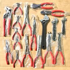 Mac Tools Pliers Various Adjustable Wrench All New Free Shipping NOS