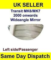 Grand-Angle verre Ford transit mk6 mk7 PASSAGER / côté gauche pour DEAD ANGLE