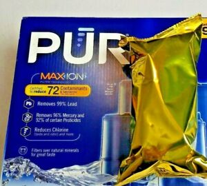 1 Genuine Replacement PUR MAXION Mineral Clear RF-9999 Water Filter NEW NO BOX