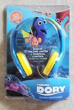 Disney Pixar Finding Dory Stereo Headphones NEW! Earphones Headset