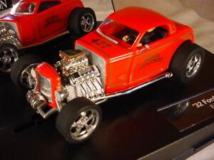 Carrera '32 Ford HotRod Fire Engine 27334 MB 1/32 slot car