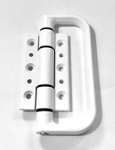 Smart ACDV234/WP Bifold Patio Door Hinge Visofold Bifolding - White