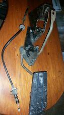 "Gas Pedal Assembly 73-87 Chevy GMC truck blazer suburban K10 K20 1973 1987 20"""