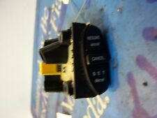 1998 Acura RL  cruise control switch steering wheel
