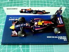 MINICHAMPS 410140003 - Daniel RICCIARDO - RED BULL RACING RENAULT RB10 - 2014