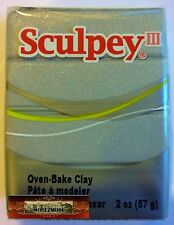 M00848 MOREZMORE Sculpey III JEWELRY GOLD 2oz Polymer Oven-Bake Clay A60