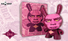 """Kidrobot Obey Dunny 8"""" Obey Giant Shepard Fairey Public Enemy No. One NEW"""