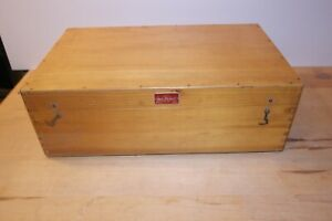 Emco Unimat  parts and wooden box / clamp Reitstock ?