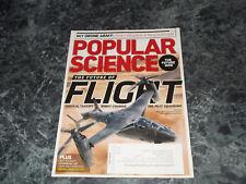 Popular Science Magazine July  2013 Future of flight