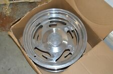18x6 Ultra Billet Aluminum Rim  5x5.5 Bolt Pattern *1 single rim * NOS *