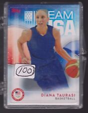 (100) 2016 TOPPS OLYMPIC DIANA TAURASI CARDS #4 HUGE LOT ~ UCONN BASKETBALL WNBA