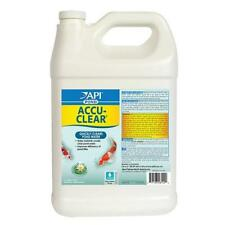 API Pond Care Accu-Clear 1 Gallon Pond Water Clarifier 142 C